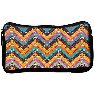 Snoogg Aztec abstractPoly Canvas  Multi Utility Travel Pouch