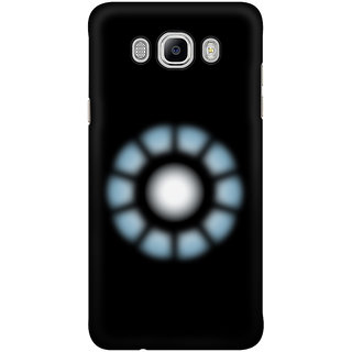 Dreambolic A Dotted Circle Pattern Graphic Mobile Back Cover