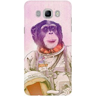 Dreambolic The Monkey Astranaut Graphic Mobile Back Cover