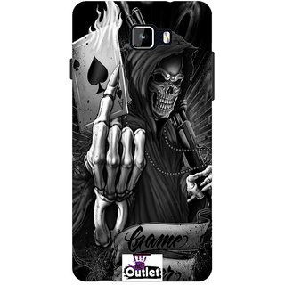 HIGH QUALITY PRINTED BACK CASE COVER FOR Micromax Canvas Nitro A310 ALPHA 136