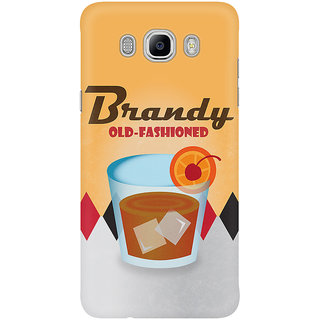 Dreambolic Brandy Old Fashioned Mobile Back Cover