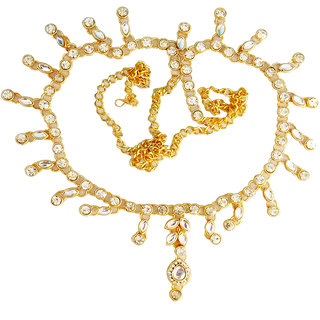 simbright golden hanging kamarband