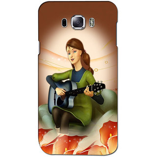 instyler PREMIUM DIGITAL PRINTED 3D BACK COVER FOR SAMSUNG GALAXY J7(2016)