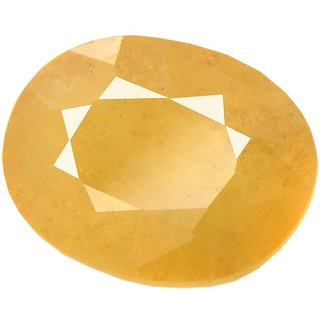 3.25 Ratti Natural Pukhraj Natural Certified Gemstone