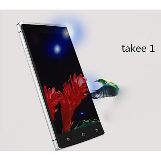 Takee T1 World's First Holographic Phone / Air Touch / 2GB+32GB / 13MP+5MP  (White) - (6 months WarrantyBazaar warranty)