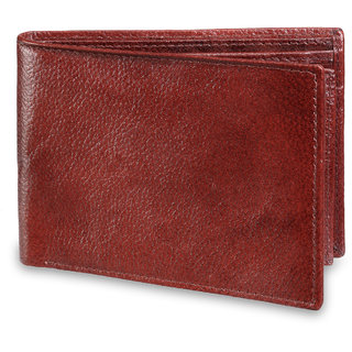 Arum stylish Latest Designer Brown Leather Wallet For Men  AMBWW0005