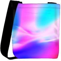 Snoogg Free Background Designer Womens Carry Around Cross Body Tote Handbag Sling Bags RPC-6891-SLTOBAG