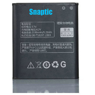 Snaptic Li Ion Polymer Replacement Battery for Lenovo A6000 Batteries