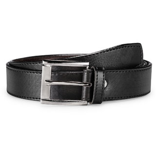 Arum Trendy Black Designer  Belt For Men AMB-004