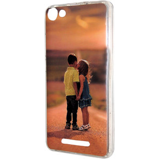 new products 731c6 36f0a Stylish Back Cover For Micromax Canvas Spark 2 Plus Q350 From ANNYY