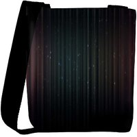 Snoogg Dark Color Background Designer Womens Carry Around Cross Body Tote Handbag Sling Bags RPC-7507-SLTOBAG