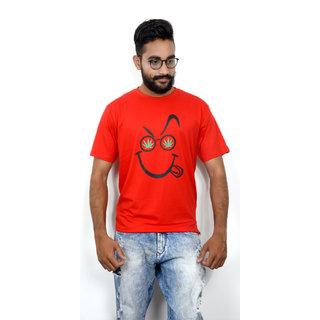 baffis.in Round Neck T-shirt Half Sleev