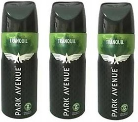 Park Avenue 3 Tranquil Deodorants Set of 3