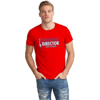 Dreambolic Fireworks Director Half Sleeve T-Shirt