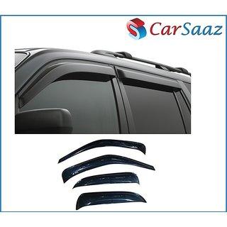 Carsaaz Door Visor For Mitsubishi Lancer  (4 pcs)