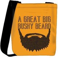 Snoogg Great Big Bushy 2775 Designer Womens Carry Around Cross Body Tote Handbag Sling Bags RPC-2775-SLTOBAG