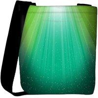 Snoogg Multicolor Background Designer Womens Carry Around Cross Body Tote Handbag Sling Bags RPC-8664-SLTOBAG
