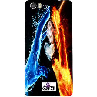 HIGH QUALITY PRINTED BACK CASE COVER FOR Micromax Canvas Fire 4G Plus Q412 ALPHA 29