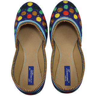 Tm Women Blue Jutie