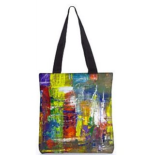 Brand New Snoogg Tote Bag LPC-177-TOTE-BAG