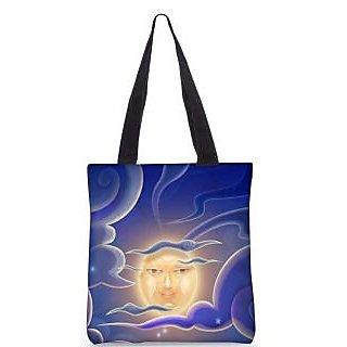 Brand New Snoogg Tote Bag LPC-2698-TOTE-BAG