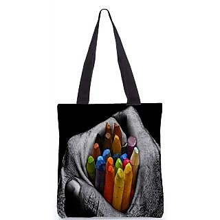 Brand New Snoogg Tote Bag LPC-6673-TOTE-BAG