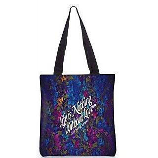 Brand New Snoogg Tote Bag LPC-6684-TOTE-BAG