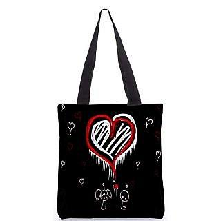 Brand New Snoogg Tote Bag LPC-7383-TOTE-BAG