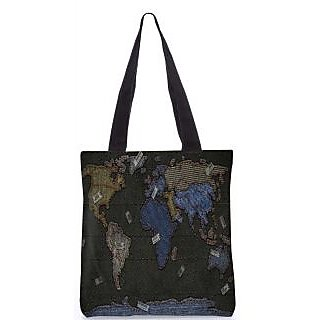 Brand New Snoogg Tote Bag LPC-8203-TOTE-BAG