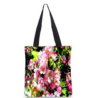 Brand New Snoogg Tote Bag LPC-8257-TOTE-BAG