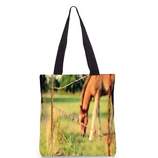 Brand New Snoogg Tote Bag LPC-8595-TOTE-BAG