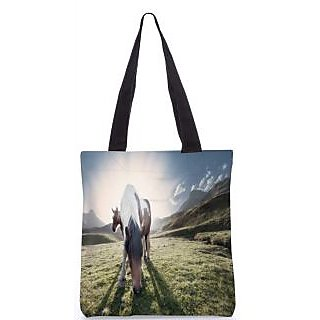 Brand New Snoogg Tote Bag LPC-8596-TOTE-BAG