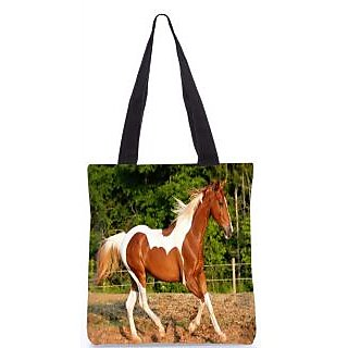 Brand New Snoogg Tote Bag LPC-8598-TOTE-BAG