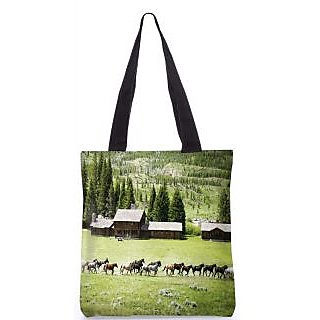 Brand New Snoogg Tote Bag LPC-8599-TOTE-BAG