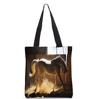 Brand New Snoogg Tote Bag LPC-8612-TOTE-BAG
