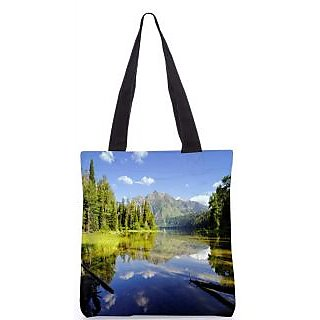 Brand New Snoogg Tote Bag LPC-9182-TOTE-BAG