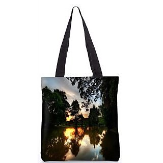Brand New Snoogg Tote Bag LPC-9183-TOTE-BAG
