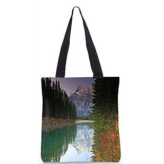 Brand New Snoogg Tote Bag LPC-9184-TOTE-BAG