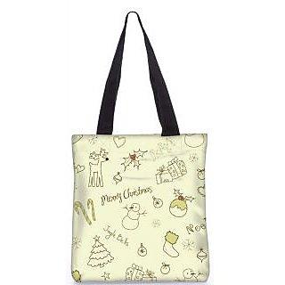 Brand New Snoogg Tote Bag LPC-9947-TOTE-BAG