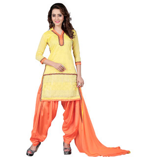 Lemon Yellow Dress