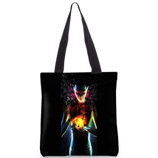 Brand New Snoogg Tote Bag LPC-3143-TOTE-BAG