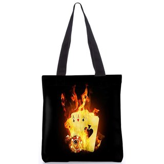 Brand New Snoogg Tote Bag LPC-3161-TOTE-BAG