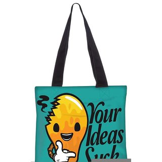 Brand New Snoogg Tote Bag LPC-340-TOTE-BAG