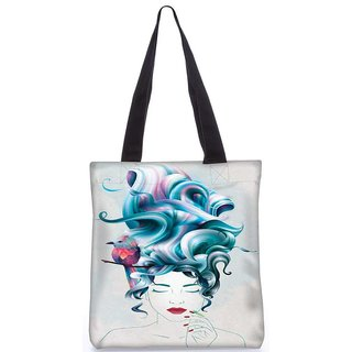 Brand New Snoogg Tote Bag LPC-342-TOTE-BAG