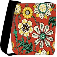 Snoogg Colorful Floral Seamless Pattern In Cartoon Style Seamless Pattern Designer Protective Back Case Cover For Oneplus 3 Designer Womens Carry Around Cross Body Tote Handbag Sling Bags RPC-4175-SLTOBAG