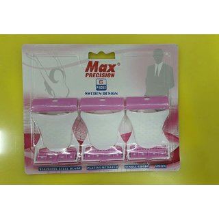LADIES RAZOR SETS OF 6 PCS