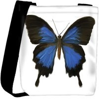 Snoogg Digital Painting Of A Butterfly Designer Protective Back Case Cover For Oneplus 3 Designer Womens Carry Around Cross Body Tote Handbag Sling Bags RPC-4287-SLTOBAG