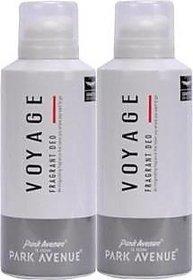 Park Avenue 2 Voyage Deodorants 150ml Each