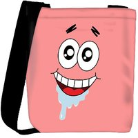 Snoogg After Ice Cream In Face Designer Protective Back Case Cover For Oneplus 3 Designer Womens Carry Around Cross Body Tote Handbag Sling Bags RPC-3385-SLTOBAG