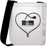 Snoogg Entertainment System Controller Love Designer Protective Back Case Cover For Oneplus 3 Designer Womens Carry Around Cross Body Tote Handbag Sling Bags RPC-3428-SLTOBAG